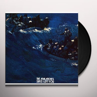 The Avalanches SINCE I LEFT YOU Vinyl Record