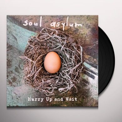 Soul Asylum HURRY UP & WAIT Vinyl Record