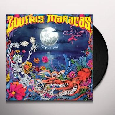 Zoufris Maracas BLEU DE LUNE Vinyl Record
