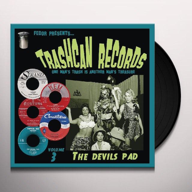 Trashcan Records Volume 3: Devils Pad / Various