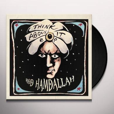 Rod Hamdallah THING ABOUT IT Vinyl Record