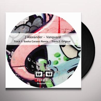 J Alexander VANGUARD SASHA CARASSI REMIX Vinyl Record