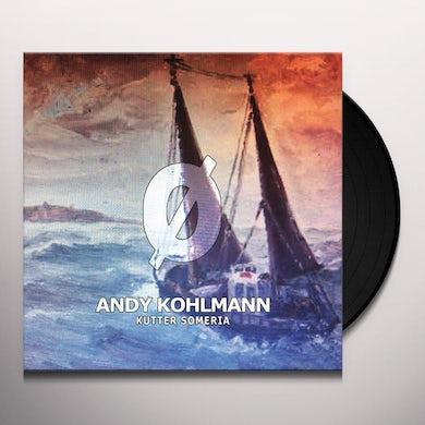 Andy Kohlmann KUTTER SOMERIA EP Vinyl Record