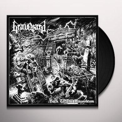 Graveyard BACK TO THE MAUSOLEUM Vinyl Record