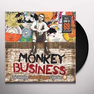 MONKEY BUSINESS: DEFINITIVE SKINHEAD REGGAE COLL Vinyl Record