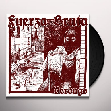 Fuerza Bruta VERDUGO Vinyl Record