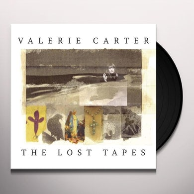 Valerie Carter THE LOST TAPES Vinyl Record
