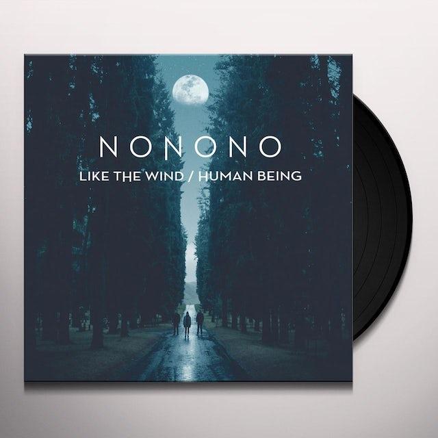 Nonono LIKE THE WIND Vinyl Record