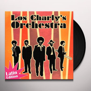 Los Charly's Orchestra LATIN EDITION Vinyl Record