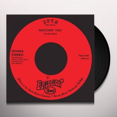 Friction Band WATCHIN YOU Vinyl Record