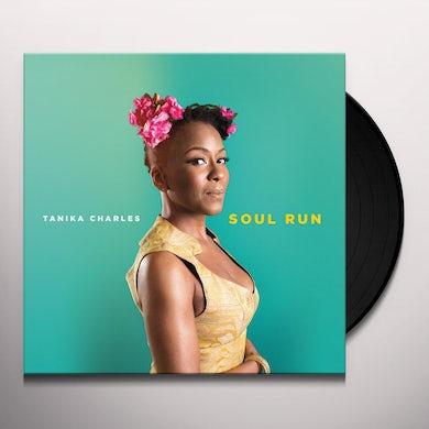Tanika Charles SOUL RUN Vinyl Record