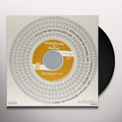 Anatoly Ice & Dariya FREEDOM Vinyl Record