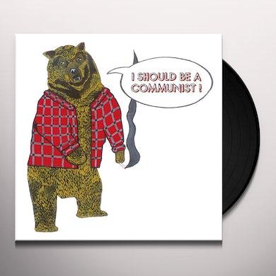 This Many Boyfriends I SHOULD BE A COMMUNIST Vinyl Record