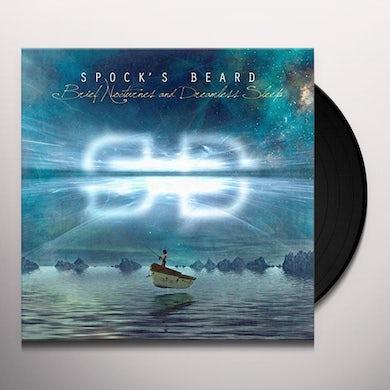 Spock'S Beard BRIEF NOCTURNES & DREAMLESS SLEEP (BLUE VINYL) Vinyl Record