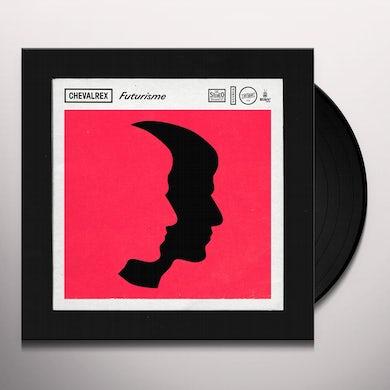 Chevalrex FUTURISME (LP/CD) Vinyl Record