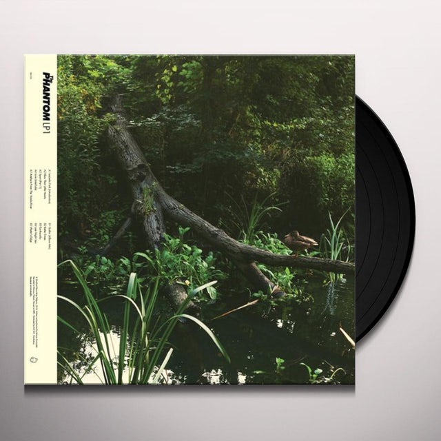 Phantom LP 1 Vinyl Record