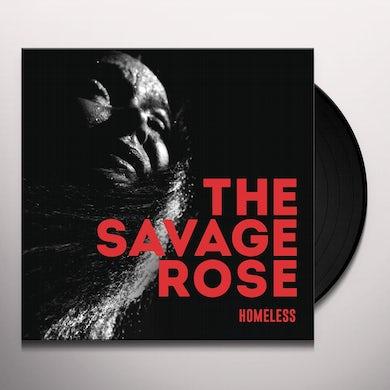 Savage Rose HOMELESS Vinyl Record