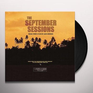 SEPTEMBER SESSIONS / O.S.T.  SEPTEMBER SESSIONS / Original Soundtrack Vinyl Record