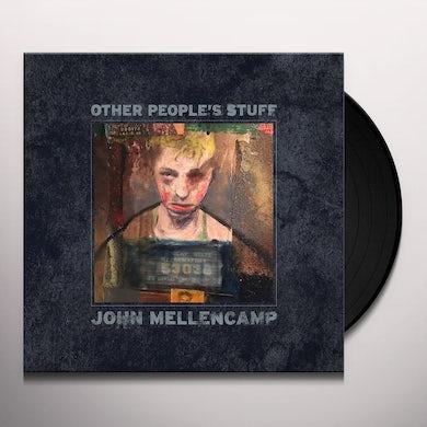 John Mellencamp OTHER PEOPLE'S STUFF Vinyl Record