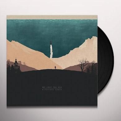 WE LOST THE SEA DEPARTURE SONGS LP Vinyl Record