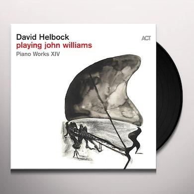 David Helbock PLAYING JOHN WILLIAMS Vinyl Record