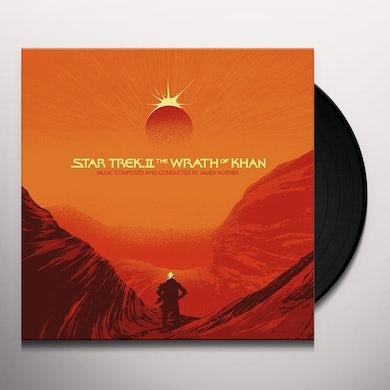 James Horner STAR TREK II: THE WRATH OF KHAN / O.S.T. Vinyl Record