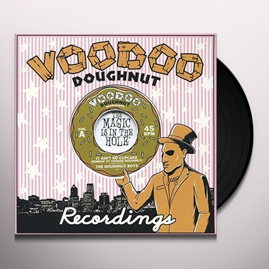 Doughnut Boys & Pink Boxxes IT AIN'T NO CUPCAKE (WORKIN' AT VOODOO) / CHEAP Vinyl Record