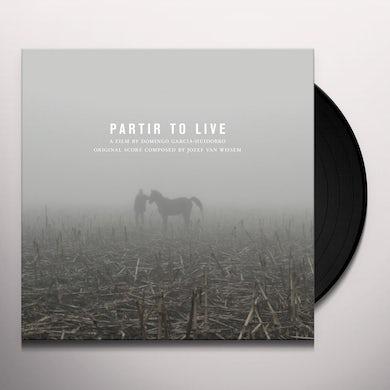 Josef Van Wissem PARTIR TO LIVE / Original Soundtrack Vinyl Record