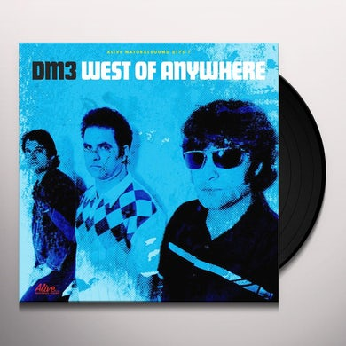 West Of Anywhere Vinyl Record