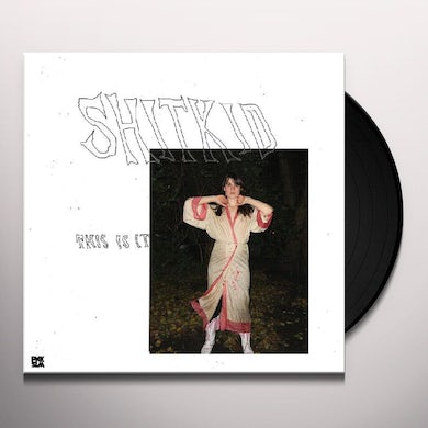 Shitkid THIS IS IT (ALT ARTWORK EDITION) Vinyl Record