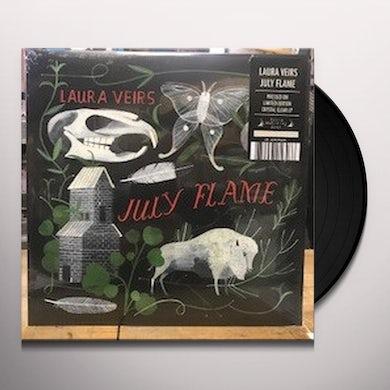 July Flame (Transparent Vinyl) Vinyl Record