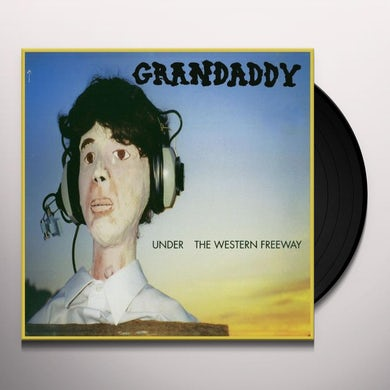 Grandaddy UNDER THE WESTERN FREEWAY Vinyl Record