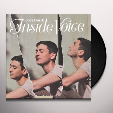 Joey Dosik INSIDE VOICE Vinyl Record