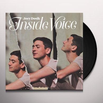 Joey Dosik INSIDE VOICE (STONE WHITE VINYL) Vinyl Record