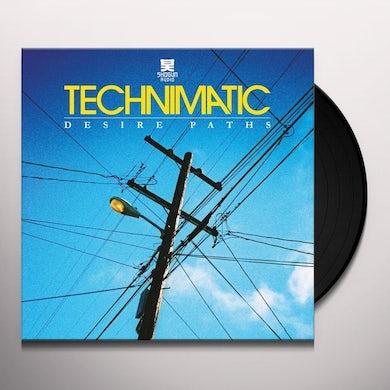 Technimatic DESIRE PATHS Vinyl Record