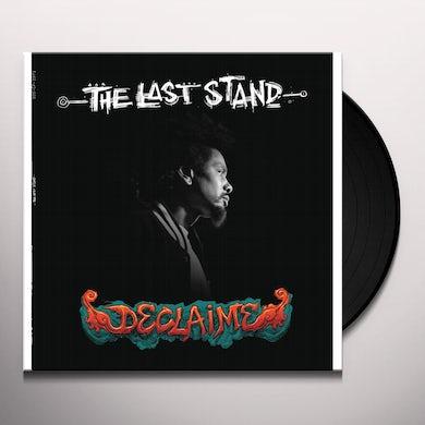 LAST STAND Vinyl Record