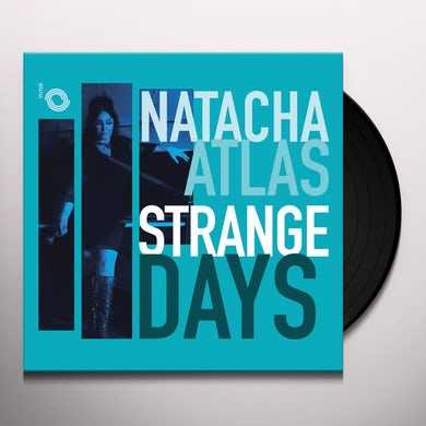 Natacha Atlas STRANGE DAYS Vinyl Record