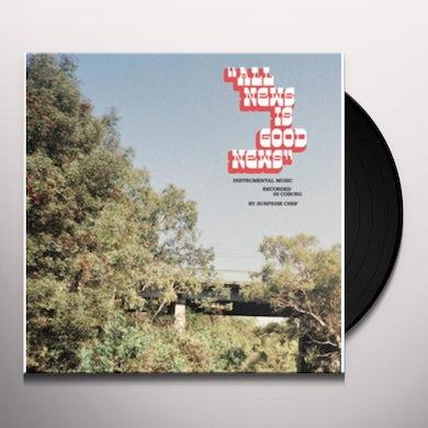 ALL NEWS IS GOOD NEWS Vinyl Record