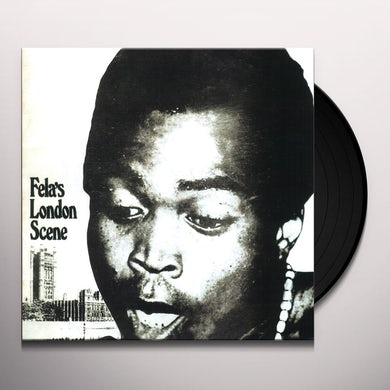Fela Kuti LONDON SCENE Vinyl Record