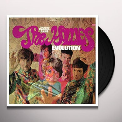 The Hollies Evolution Vinyl Record