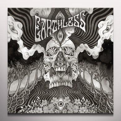 Earthless BLACK HEAVEN (CLEAR & BLACK VINYL) Vinyl Record
