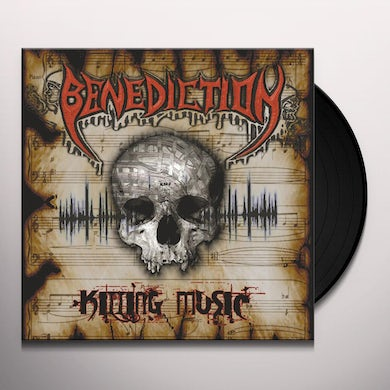 Benediction KILLING MUSIC Vinyl Record