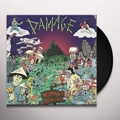 Damage: Weapons Of Mass Destruction WEAPONS OF MASS DESCTRUCTION Vinyl Record