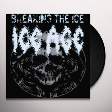 Iceage BREAKING THE ICE Vinyl Record