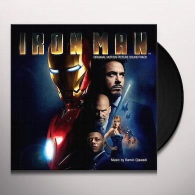 RAMIN DJAWADI IRON MAN (SCORE) / O.S.T. Vinyl Record