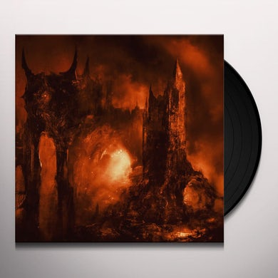 Asagraum DAWN OF INFINITE FIRE Vinyl Record