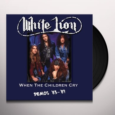 White Lion WHEN THE CHILDREN: DEMOS 83-89 Vinyl Record