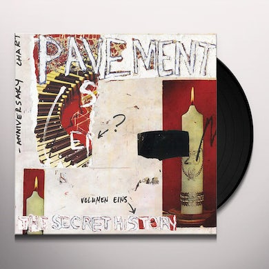 Pavement SECRET HISTORY 1 Vinyl Record