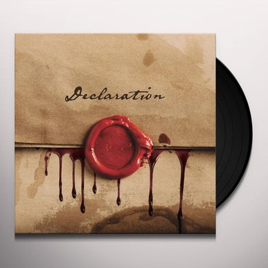 The Red Declaration Vinyl Record