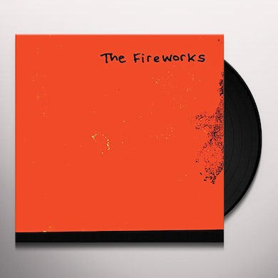 Fireworks DREAM ABOUT YOU Vinyl Record